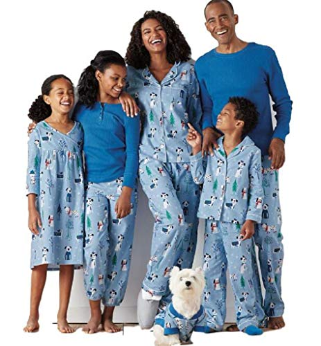(Christmas Family Pajamas Pjs for Women Men Kids Baby 2t 100% Cotton Romper XL Girls Summer 18 m Girl 5t Photo esmaid Set XL Set for Kings Work 3X 3t Girls cimfy The Girls 5t Baby 9-12 Months)