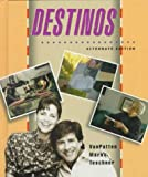 Destinos, VanPatten, Bill and Marks, Martha Alford, 0070672571
