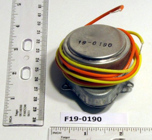 24v Zone Valve Motor for 13A00-13S-13H-13N Zone Valves
