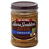 Laura Scudder's Natural Smooth Peanut Butter, 16 oz
