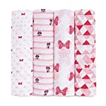 aden-by-aden-anais-Disney-Swaddle-Blanket-Muslin-Blankets-for-Girls-Boys-Baby-Receiving-Swaddles-Ideal-Newborn-Gifts-Unisex-Infant-Shower-Items-Wearable-Swaddling-Set-Graphic-Minnie