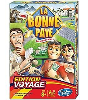 Hasbro - 000324470 - Jeu De Société - La Bonne Paye: Amazon.es: Juguetes y juegos