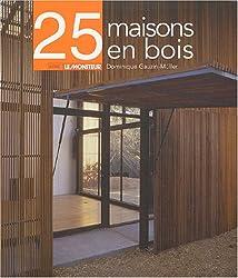 25 maisons en bois