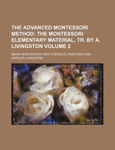 advanced montessori method - 3
