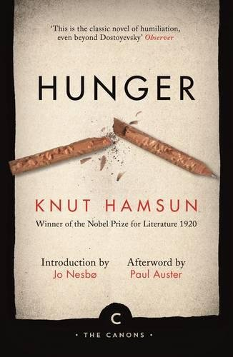Book cover for Hunger