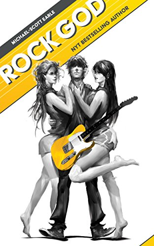 Rock God Book 1: A Contemporary Harem Fantasy