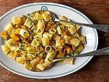 Pasta With Roasted Kabocha Squash and Pecorino