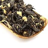 Tao Tea Leaf Organic Ginger Pu-er Tea, 25g Premium Chinese Loose Tea Blend