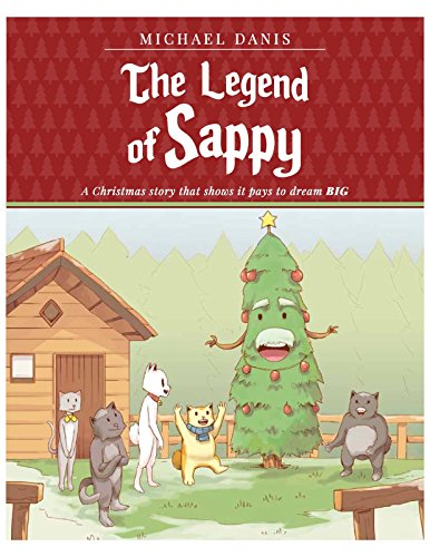 The Legend of Sappy - A Christmas story that shows it pays to dream BIG (Christmas Show Center Rockefeller)