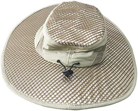 Men Women Arctic Breathable Hat Heatstroke UV Protection Sunshade Cooling Cap q