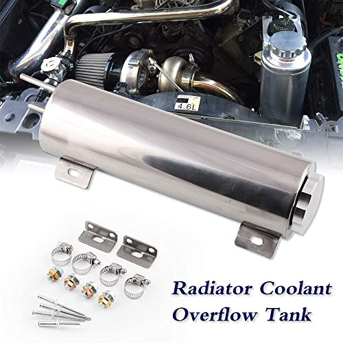Ruien Radiator Coolant Overflow Tank/Reservior 3