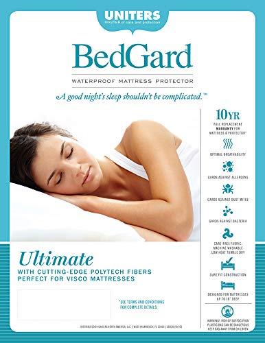 BedGard 10-Year Ultimate Mattress Protection Queen (B)