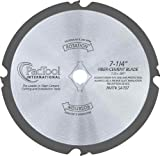 PacTool International SA707 7-1/4 Fiber Cement Saw Blade