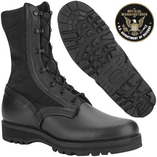 Altama Jungle Boot Mens Black -