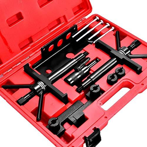 Goplus Crankshaft Timing Locking Tool Set, Volvo Crankshaft Alignment Engine Kit for 850, 960, S40, S70, S90 by Goplus (Image #1)