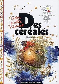 Des céréales par Michel Chauvet