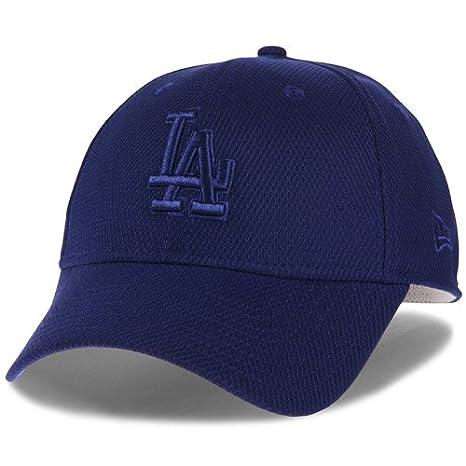 newest 2a1a5 bdf49 Los Angeles Dodgers Tone Tech 2 39THIRTY Flex Fit Hat   Cap Medium Large
