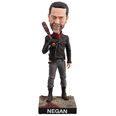 Royal Bobbles The Walking Dead Negan Bobblehead: Toys & Games