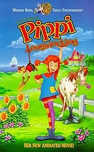 Pippi Longstocking [VHS]