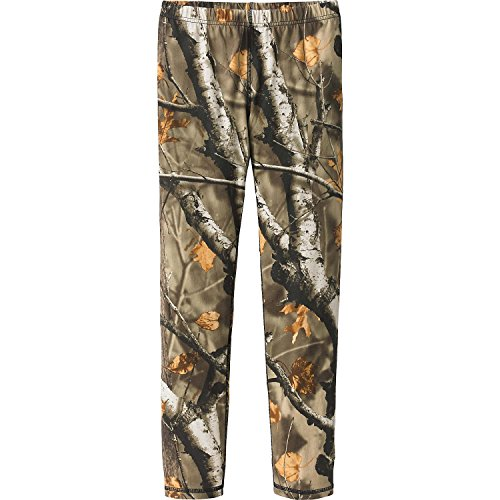 Legendary Whitetails Girls Big Game Field Camo Leggings Small