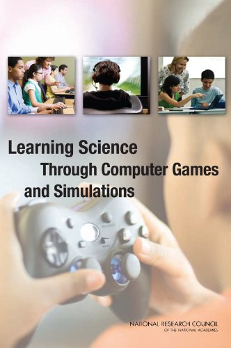 Learning Science Through Computer Games and Simulations (STEM Education)