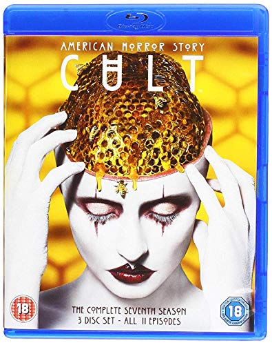 American Horror Story: Cult - The Complete Seventh Season (UK Import)