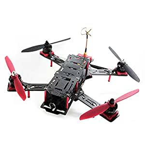 Crazepony® EMAX Nighthawk Pro 280 Size FPV Race Quadcopter ARF like QAV250 H250 etc
