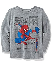 Spiderman Graphic Tee for Toddler Boys 3T Included!