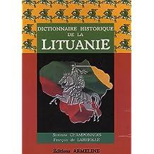 Dictionnaire historique de la Lituanie