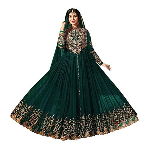 Anarkali Abito Hijab Salwar 2510 sposa donna da musulmano completo da Abito Abito ordinazione musulmano Abito sposa festa da da fatto Abito su pafpq
