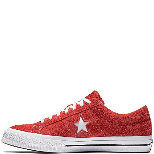 bianco profondo adulti rosse miste Bordeaux Ox per Converse Star One basse Sneakers 625 Lifestyle bianco 7RwFqR