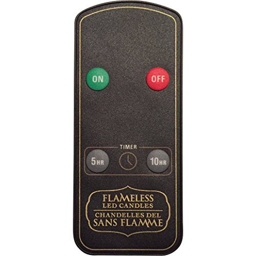 Northern International Spare Flameless LED Candle Remote - 5 & 10 HR - International Replacements
