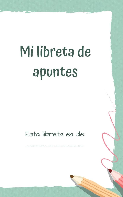 Amazon.com: Mi Libreta de Apuntes Esta Libreta De De ...