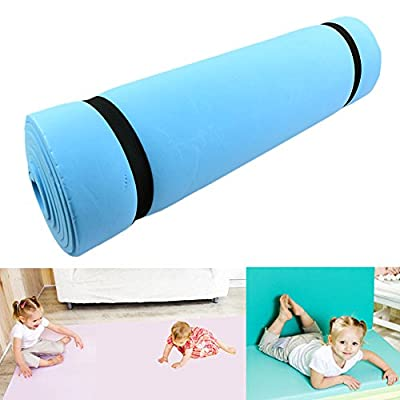Julyshop Foam EVA Eco-friendly Dampproof Picnic Camping Mat Exercise Yoga Pad Sleeping Mattress