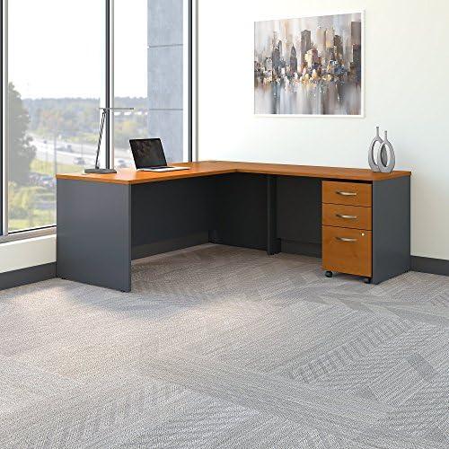 Bush Business Furniture Series C L Shaped Desk
