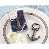 Anchor Nautical Themed Bottle Opener - 48 count