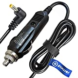 T-Power Car Charger Compatible with Samsung, First Data FD-400, Beats, Nortech, Craig, Nortech, Emerson Portable DVD Player Speaker AC DC Car Adapter cigarette Power Supply