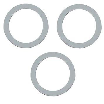 Accesorios de goma o-ring sellado de juntas para modelos de Oster y Osterizer - 1 pack/2-pack/, 3 unidades/unidades/paquete de 10 unidades/unidades: ...