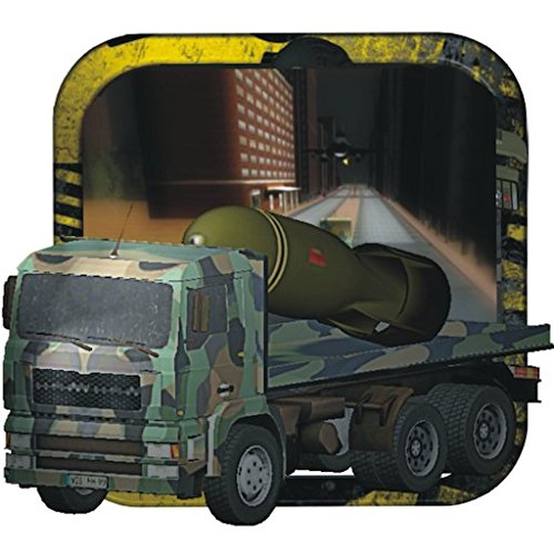 Interactive Atomic Model (Army Missiles Transport truck Simulator)