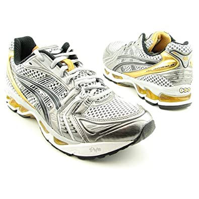 ASICS Gel Kayano 14 Gray Running Shoes Mens 8.5