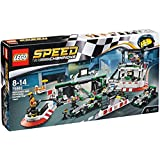 "Speed Champions 75883 ""Mercedes Amg Petronas Formula One Team"" Building Set"