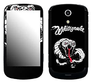 Zing Revolution MS-WSNK20215 Whitesnake - Rockstar Cell Phone Cover Skin for Samsung Epic 4G Galaxy S (SPH-D700) by icecream design