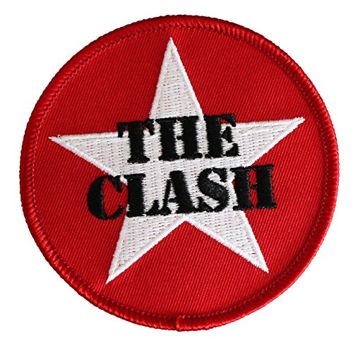 - Application The Clash Star Logo Patch