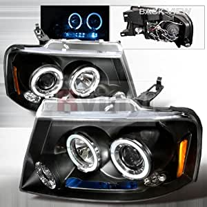Ford F 150 2004 2005 2006 2007 2008 Led Halo Projector