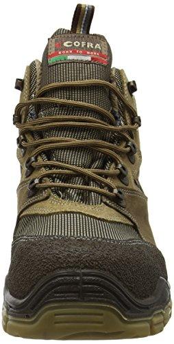 """Cofra 20190–000.w45Talla 45S3WR Src–Zapatos de seguridad de """"Masaccio–Verde"""
