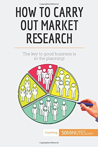 How to Carry Out Market Research: The Key To Good Business Is In The Planning! pdf