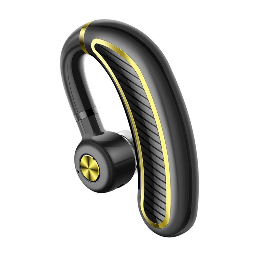 EUCoo - Auriculares Bluetooth 4.1. El Sonido del Canal estéreo es ...