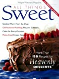 All Things Sweet, Weight Watchers International, Inc. Staff, 0848723589