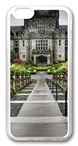Castle Rock TPU Iphone 5C plus 5.5 inch Transparent Kimberly Kurzendoerfer