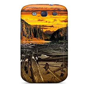 RickSMorrison YGBZHyI9499FXJKQ Case Cover Skin For Galaxy S3 (awesome Autumn Lscape)